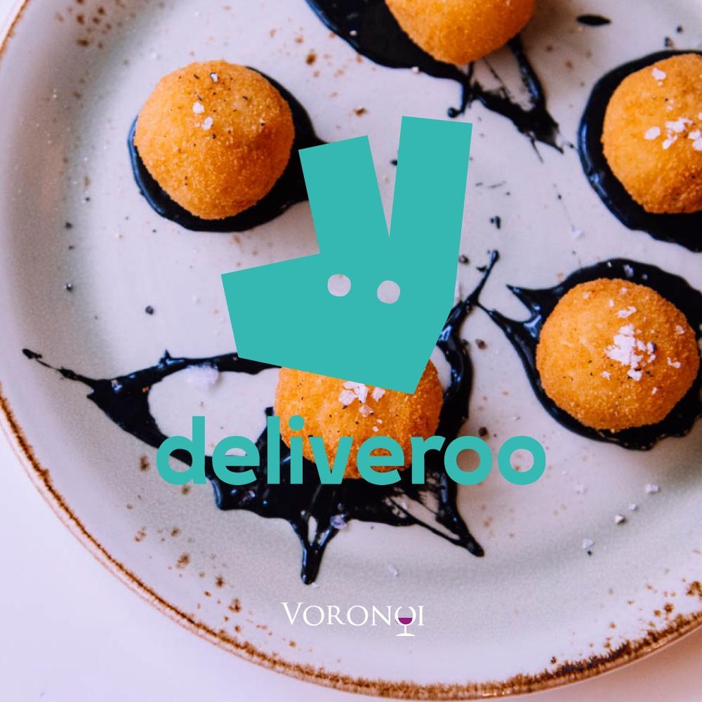 Siamo con Deliveroo!